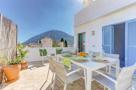 House in Pollenca, House Colina - 4 Bedrooms, 3 Bathrooms, Sleeps 8