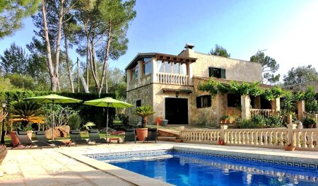 Finca in Sencelles, Finca Patrizia - 3 Bedrooms, 2 Bathrooms, Sleeps 6