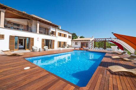 Villa in Campanet, Villa Serena - 5 Bedrooms, 5 Bathrooms, Sleeps 10