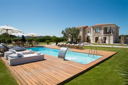 Villa in Selva, Mallorca - Villa Llora, 4 Bedrooms, Sleeps 8, 4 Bathrooms, Code SEL01
