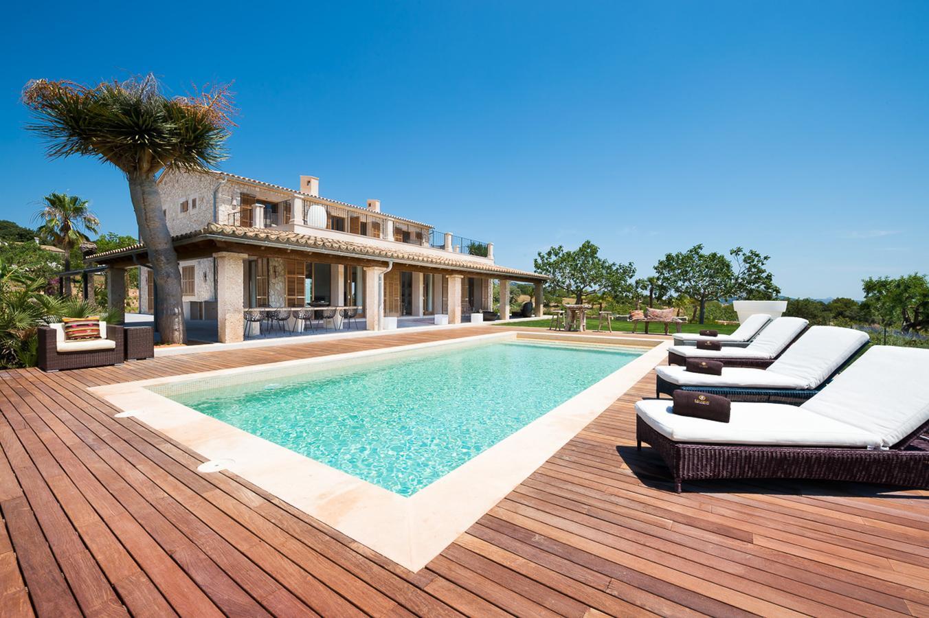 Villa in Campanet (pollenca), Mallorca - Villa Venus, 5 Bedrooms, Sleeps 10, 5 Bathrooms, Code CA03