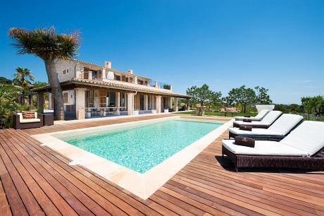 Villa in Campanet, Villa Venus - 5 Bedrooms, 5 Bathrooms, Sleeps 10