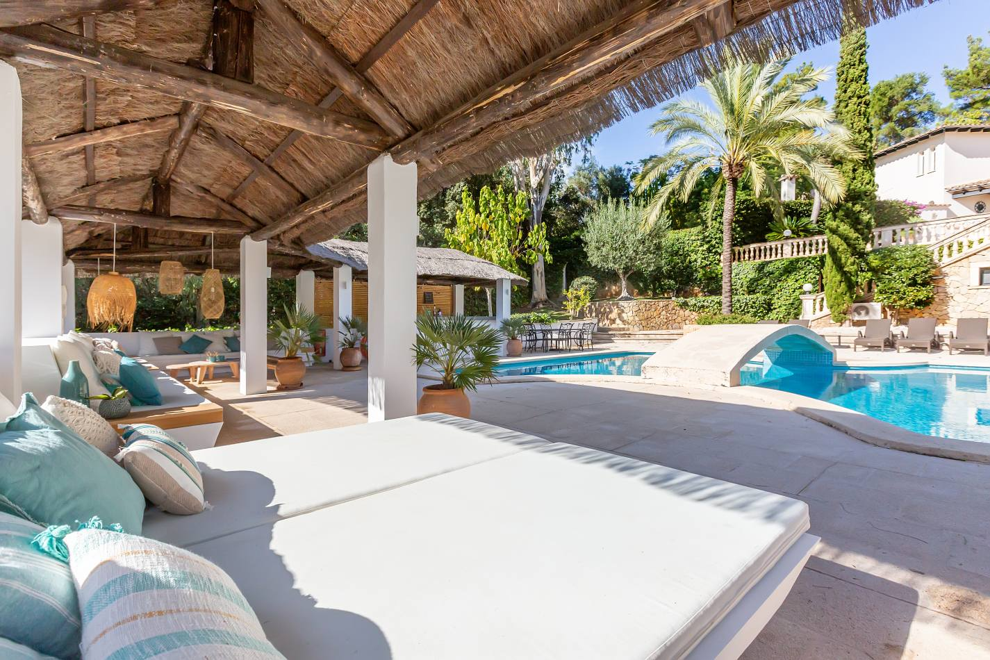 Villa in Campanet (pollenca), Mallorca - Villa Clara, 7 Bedrooms, Sleeps 14, 8 Bathrooms, Code CA01