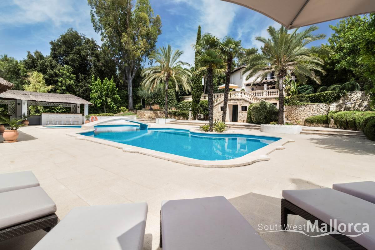 Villa in Campanet (pollenca), Mallorca - Villa Clara, 7 Bedrooms, Sleeps 14, 8 Bathrooms, Code CA01