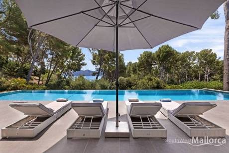 Villa in Formentor, Villa Azzura - 4 Bedrooms, 4 Bathrooms, Sleeps 8