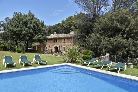Finca in Pollenca, Finca Ca'n Picassa - 3 Bedrooms, 2 Bathrooms, Sleeps 6