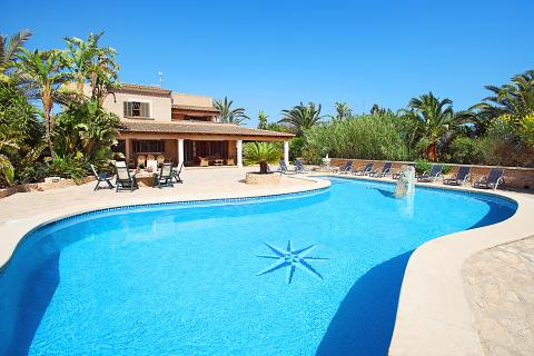 Finca in Cala D'or, Finca Es Jardi - 6 Bedrooms, 6 Bathrooms, Sleeps 10
