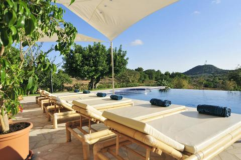 Villa in S'Horta, Villa Alou - 5 Bedrooms, 5 Bathrooms, Sleeps 10