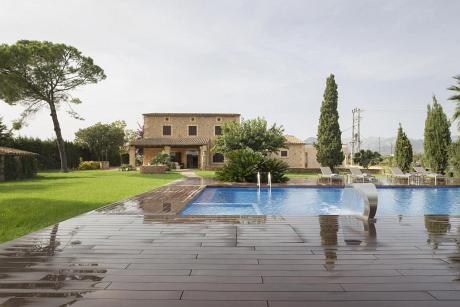 Finca in Binissalem, Finca Rosa - 5 Bedrooms, 5 Bathrooms, Sleeps 10
