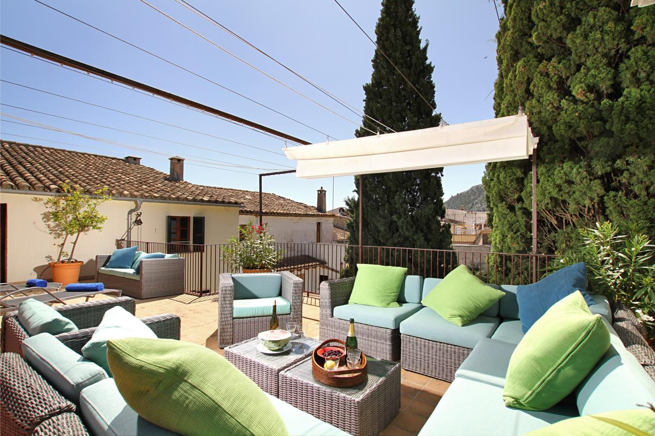 Villa in Pollenca, Mallorca - Villa Pollenca, 7 Bedrooms, Sleeps 12, 6 Bathrooms, Code POL06